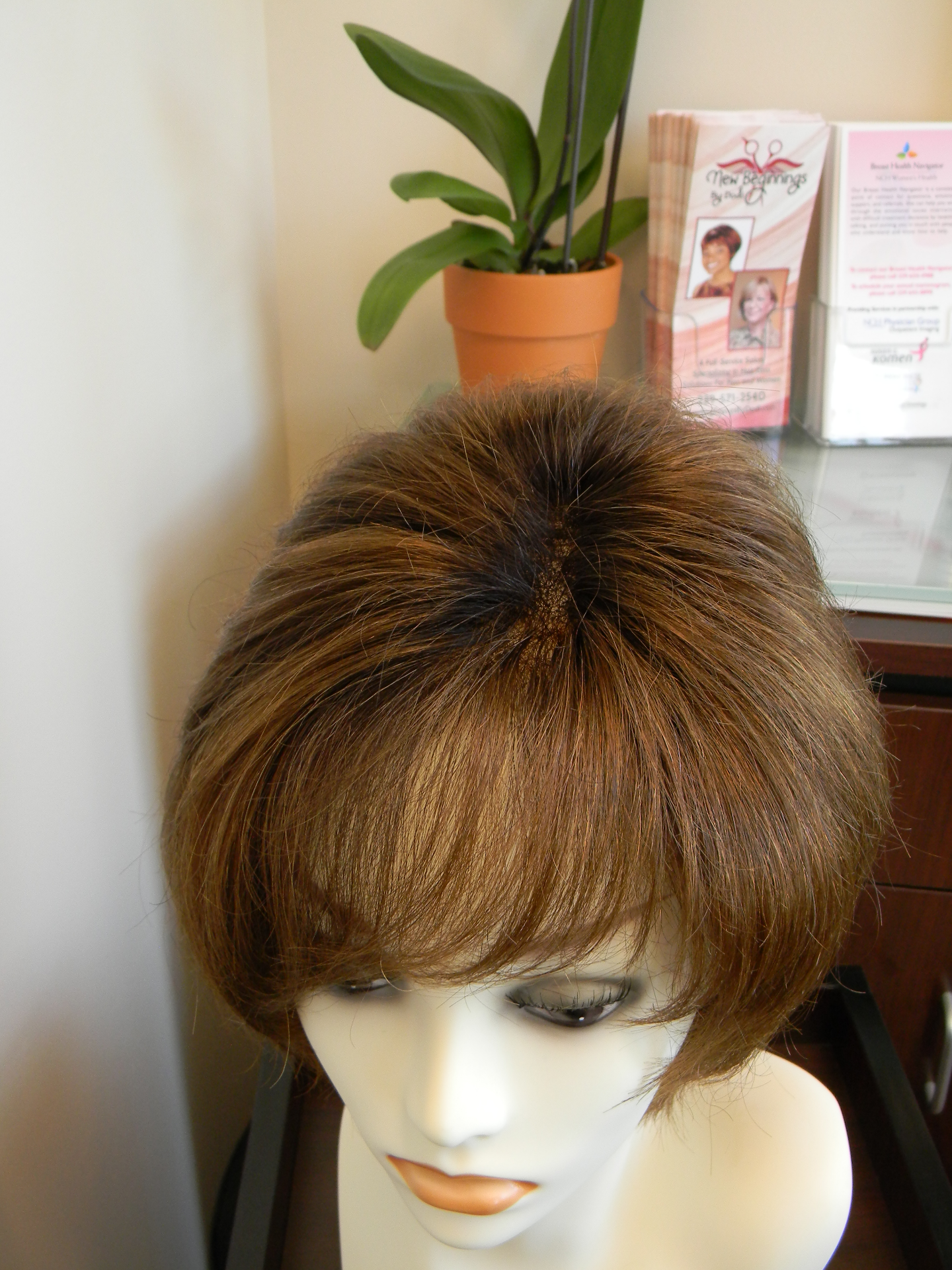 Customized Human Hair Wigs