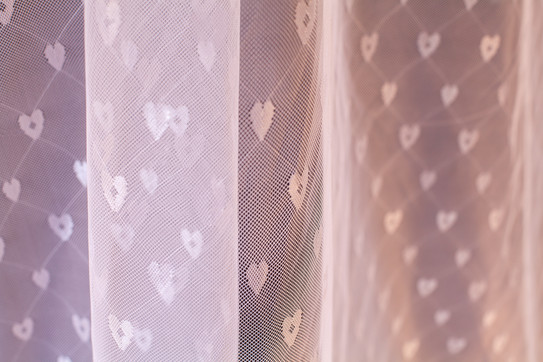 Fabric Details - Pacific Dreamer Artistic Series Mosquito Nets