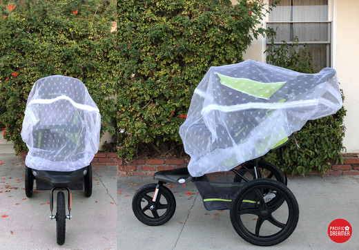 stroller net - Pacific Dreamer Artistic Mosquito Nets