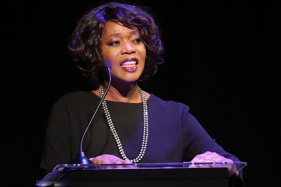 Alfre Woodard LMGI Awards presenter