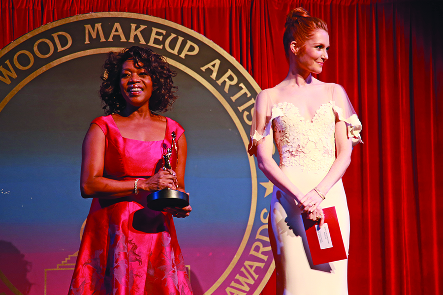 Alfre Woodard and Darby Stanchfield