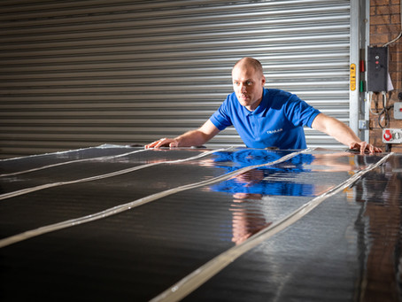 MiaSolé and TRAILAR Unveil Solutions to Global Logistic Green Energy Power Showcase