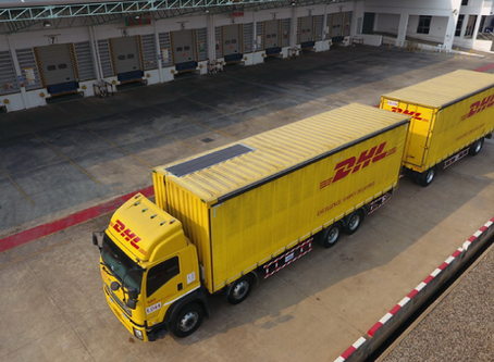 DHL Supply Chain Thailand introduce TRAILAR solutions to its network fleet