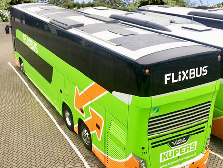 FLIXBUS saves 7% fuel with TRAILAR