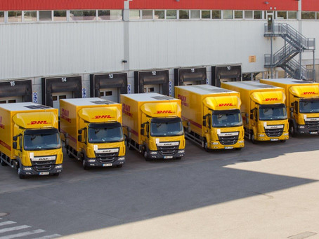 DHL Supply Chain in the Czech Republic have innovated their rigid fleet with TRAILAR solutions