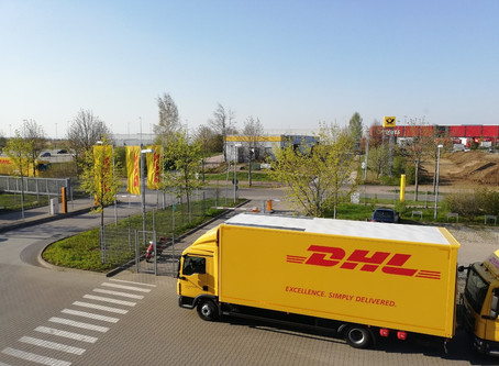 In only 6 weeks, DHL Freight saves 500 Litres of diesel with TRAILAR