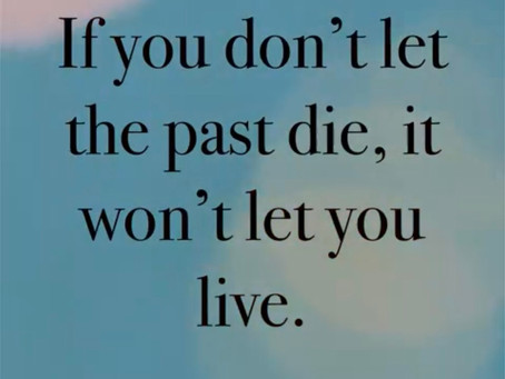 Ready to Move Forward? Reconcile, Reconfigure, & Reassure Yourself That Your Past is Behind You & GO