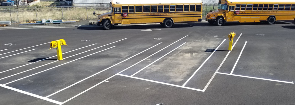 MF School District Bus Station