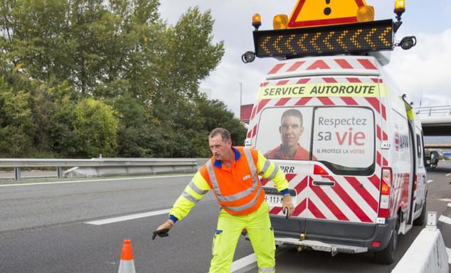 Highway staff