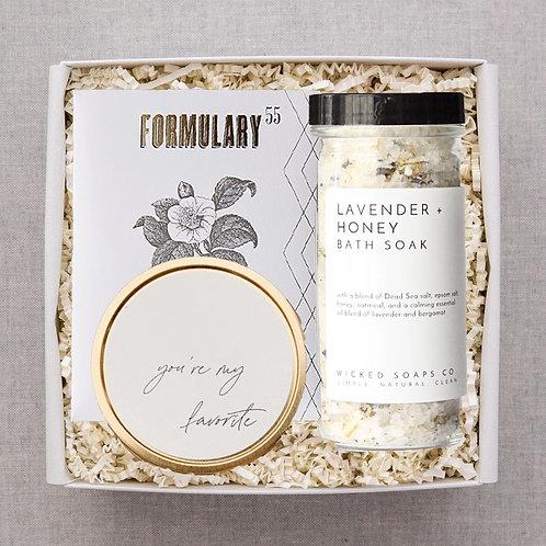 Heather Avrit Client Mini Spa Gift