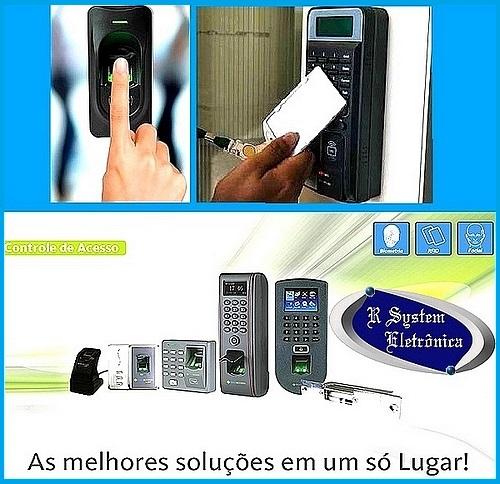 Leitores biometricos