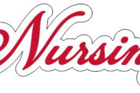 Nursing Sticker
