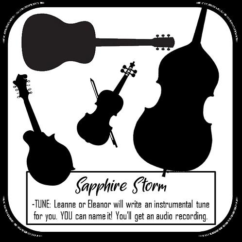 Sapphire Storm- Tune