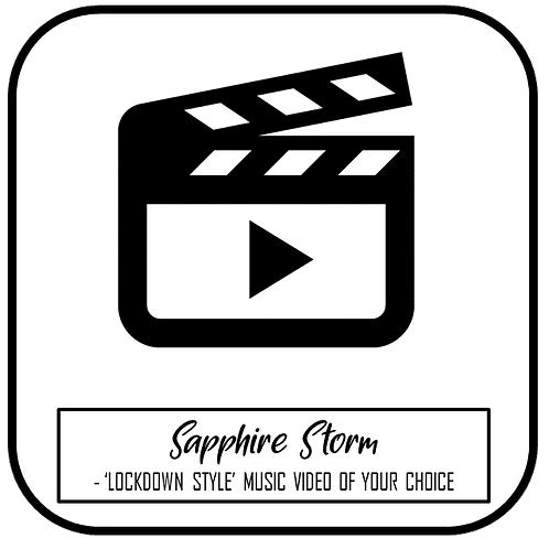 Sapphire Storm -Music Video