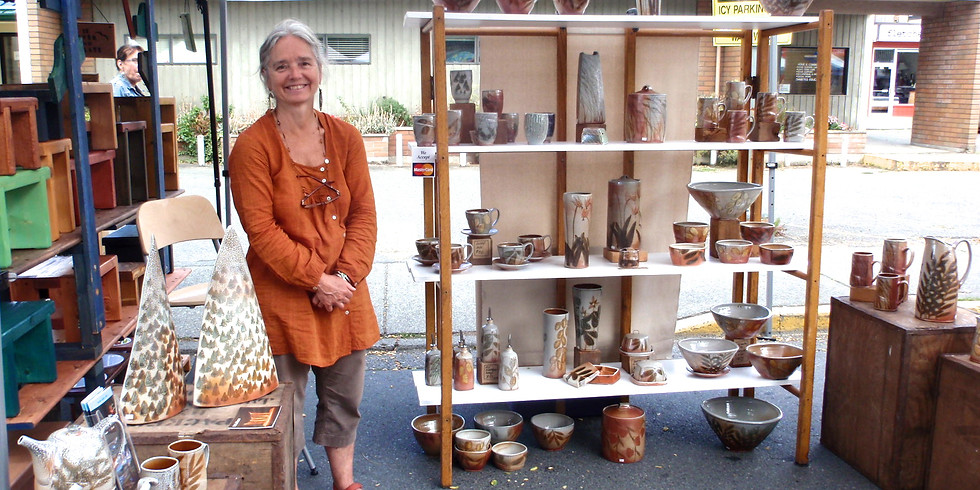 **Class full** Teapots - 1 Day at a Time (1) with Cathi Jefferson