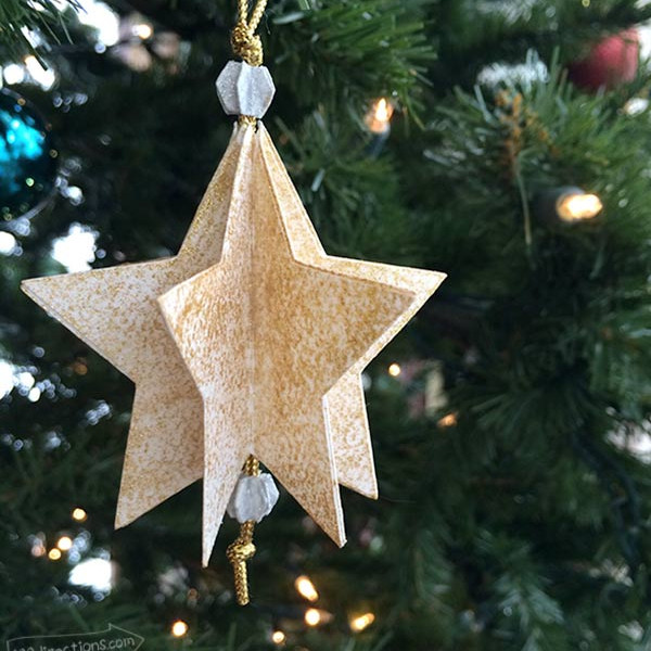 3D Holiday Clay Ornament workshop