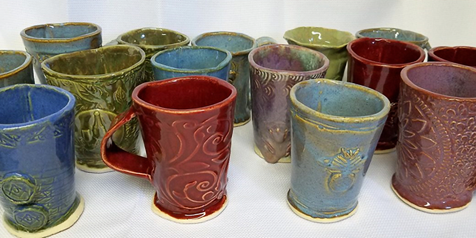 """Open Aug 1st- Saturday Night """"Mugs in Evolution"""" Sept 11 and 25, 2021"""