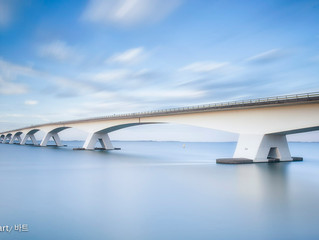 Long exposure shots - Zeelandbrug
