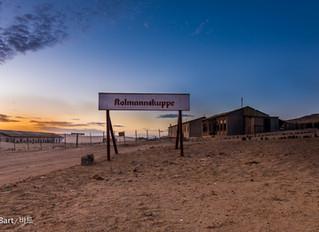 Kolmanskop: the ghost town