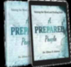 Dr. Ellen F Alston, A Prepared People, Ellen Alston, christian author