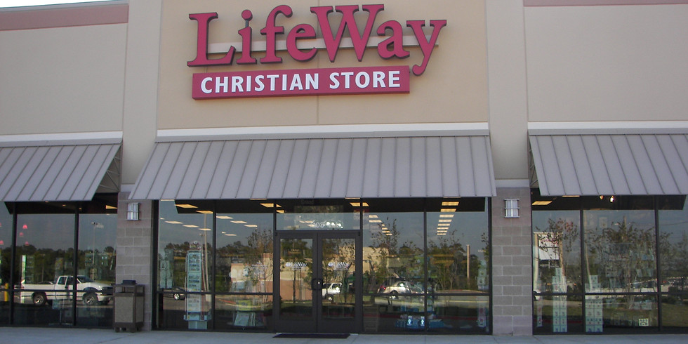 'A Prepared People' - Available at Lifeway Christian Stores