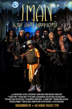 Iman and The Light Warriors