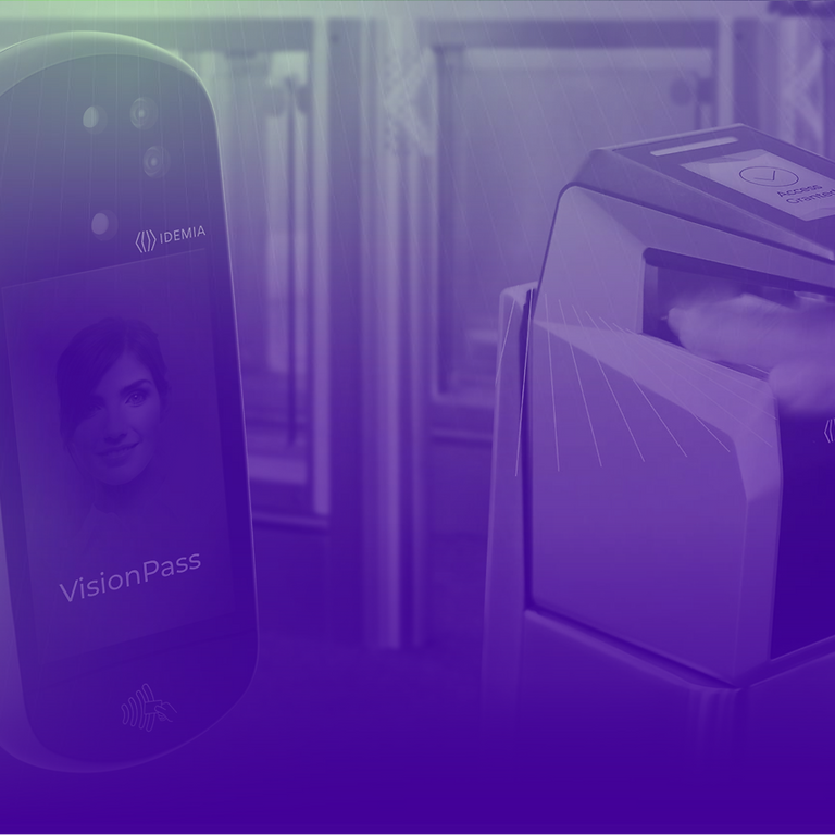 IDEMIA Facial Recognition and Touchless Solutions