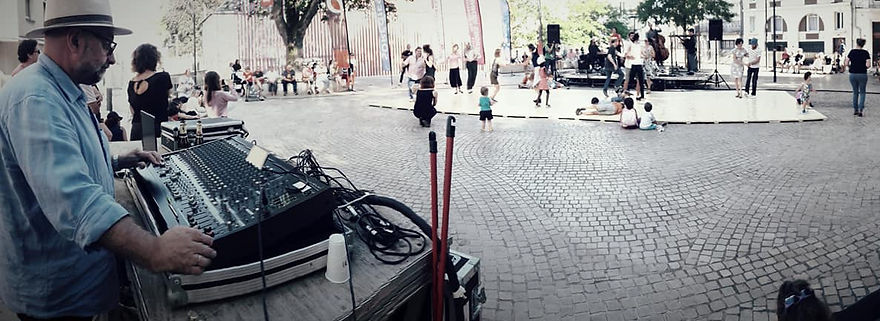 Parquet Cie du Gramophone