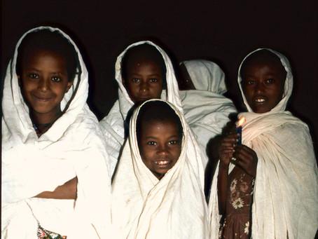 Awakened by Midnight Chants…Timkat in Ethiopia