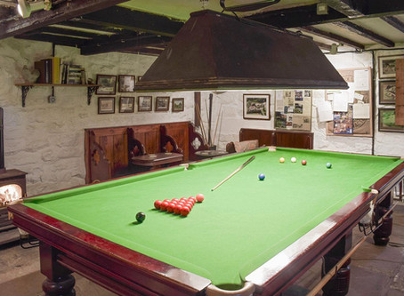 Games Room--Things to Do Without a Car