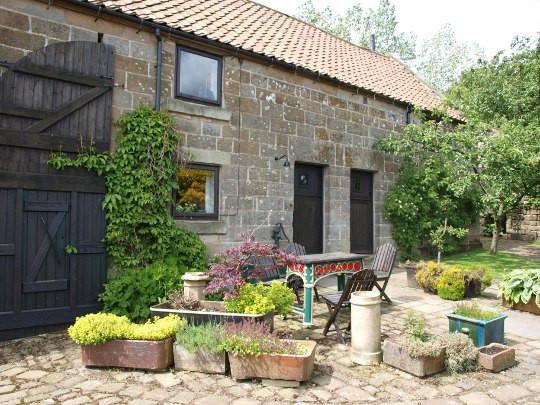 The Threshing Barn, Red House Farm Glaisdale