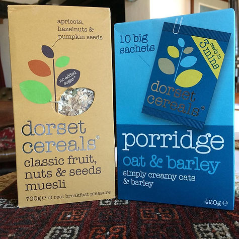 Our favourite cereals at Red House Farm