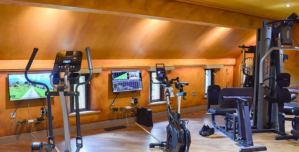 Kettler Racer S FitBike of High Tech Gym