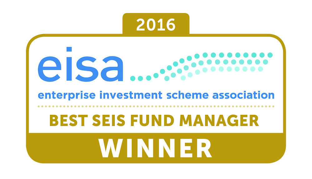 Symvan Capital Winner Best SEIS Fund Manager 2016 EIS Association Awards