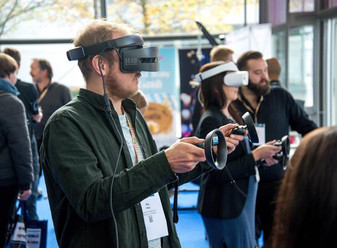 VRtuoso to support BT & University of Glasgow on 5G AR/VR Applications