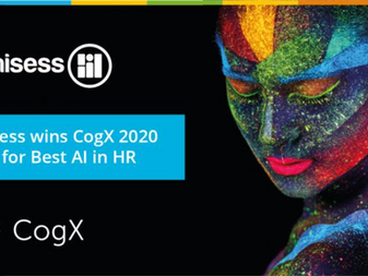 Bath-based Cognisess wins global award for AI in HR