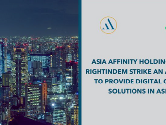 RightIndem & Asia Affinity strike alliance to provide digital claims solutions in Asia