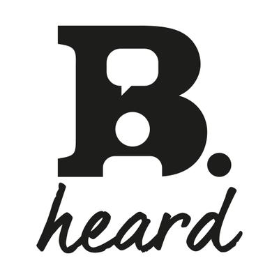 B.heard