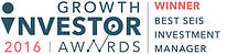 Symvan Capital Winner Best SES Investment Manager 2016 Growth Investor Awards