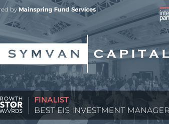 Symvan Capital nominated for two awards at Growth Investor Awards 2019
