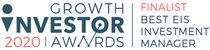 GIA 2020 Finalist logo__Best EIS Investm