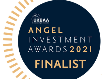 Symvan Capital: Seed VC of the Year Finalist at Angel Investment Awards 2021