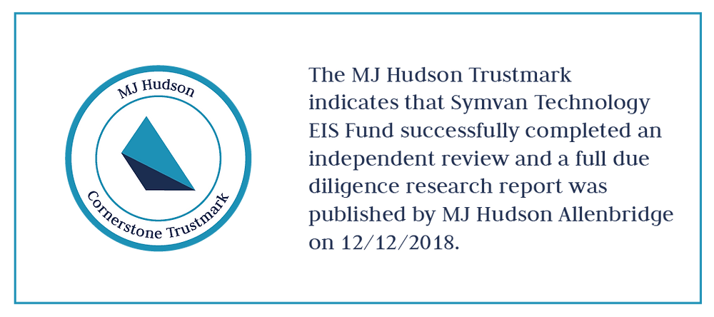 MJ Hudson Allenbridge review of Symvan Technology EIS Fund