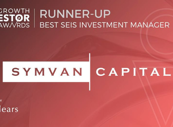 Symvan Capital runner-up at Growth Investor Awards 2017