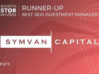 Symvan Capital runner-up at Growth Investor Awards 2017