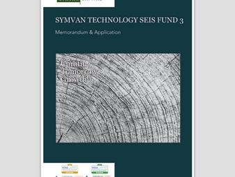 Symvan launches third SEIS fund