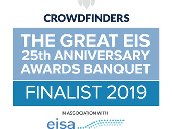 Finalists at The Great EIS 25th Anniversary
