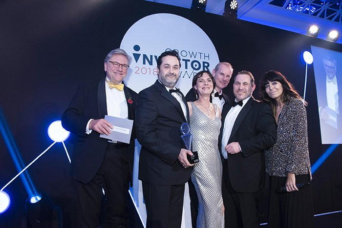 Symvan Capital Best SEIS Investment Manager | Growth Investor Awards 2018