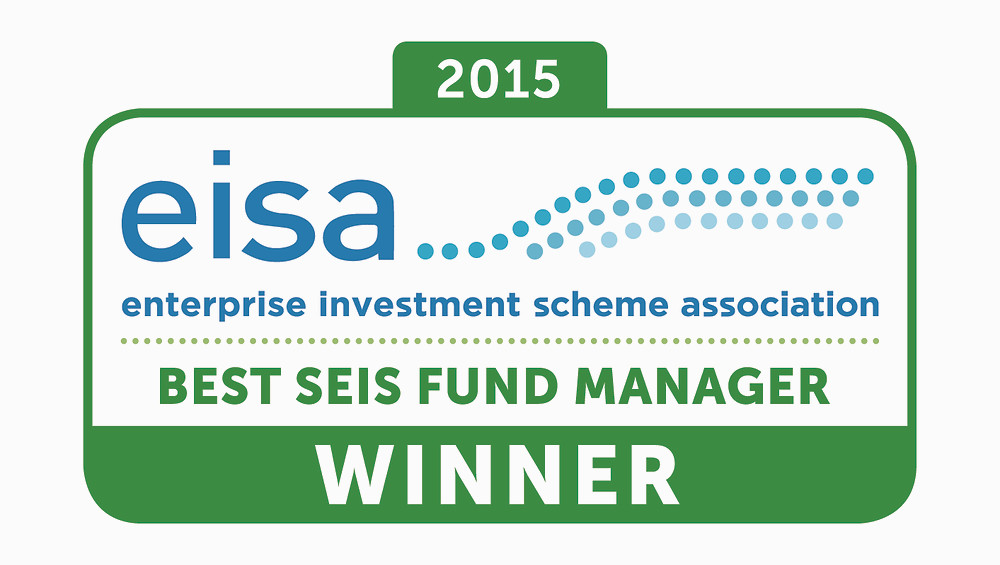 Symvan Capital Best SEIS Fund Manager Winner 2015 EIS Association Awards