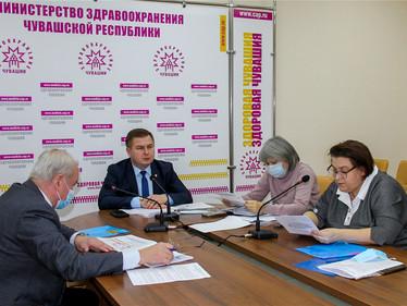 Состоялось заседание Координационного Совета по организации защиты прав застрахованных в сфере ОМС